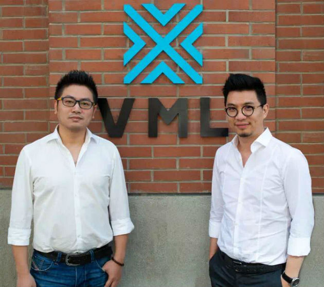 VML-ceo-president-kevin zhu-clark sun
