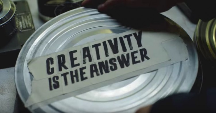 creativity is the Answer