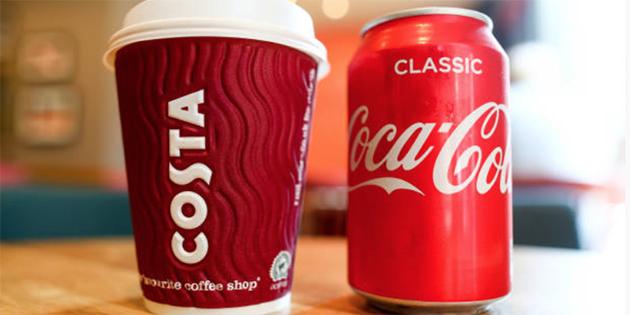 Costa被可口可乐收购20180831