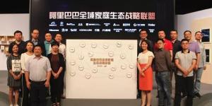 携手广电和智能电视厂家,阿里巴巴推动全域家庭生态战略联盟成立20180824头图