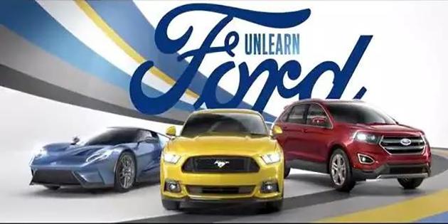 福特汽车将召集全球创意业务大比稿,业务价值超20亿美元(2)