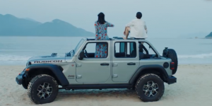 jeep全球偶像级SUV