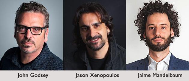 John Godsey-Jason Xenopoulos-Jaime Mandelbaum