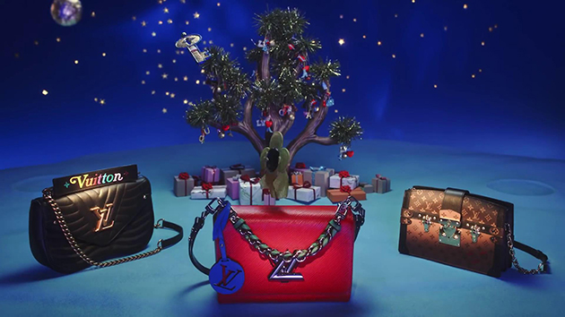 Louis Vuitton's Enchanted World of Gifts。