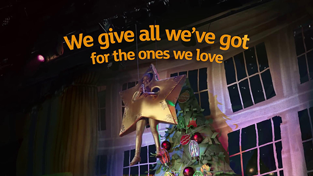 The Big Night _ Sainsbury's Ad _ Christmas 2018--