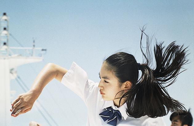 奥山由之 × 宝矿力水特 -2-2019-01-29