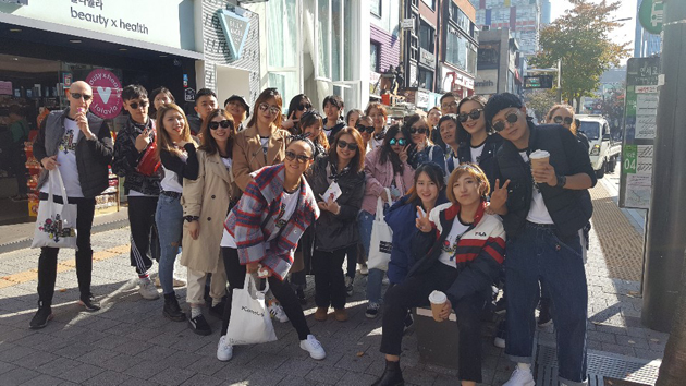 ST-2018 Outing KOREA