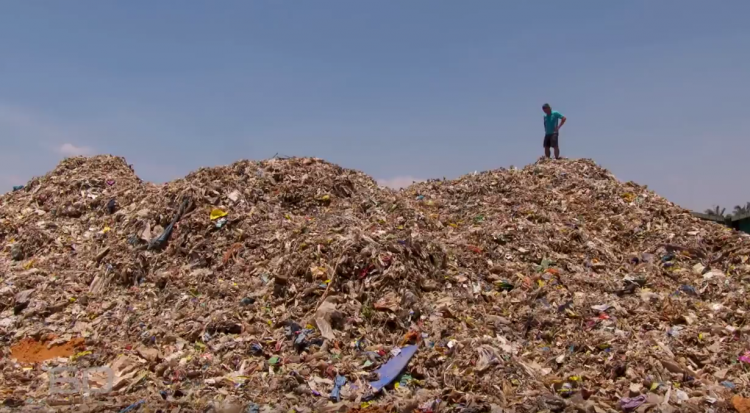Australia-rubbish