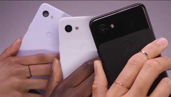 Google Pixel3a