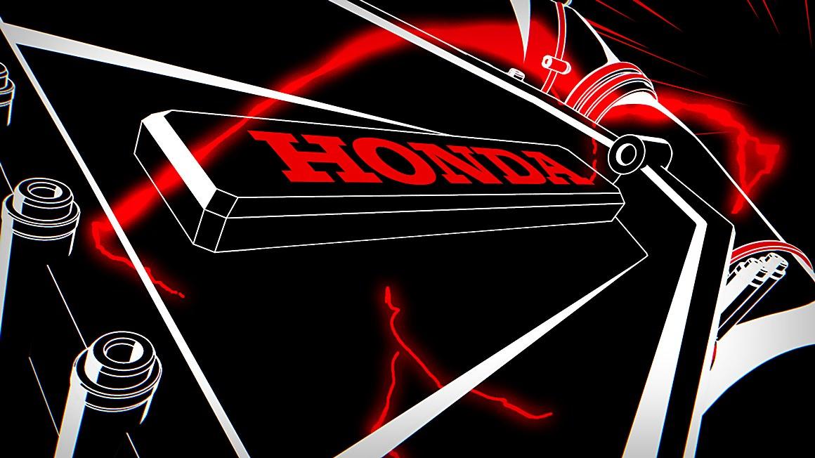 Honda Racing F1-3