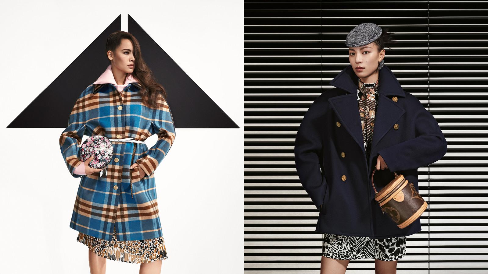 Louis Vuitton 2019 early autumn ladies series TVC-6