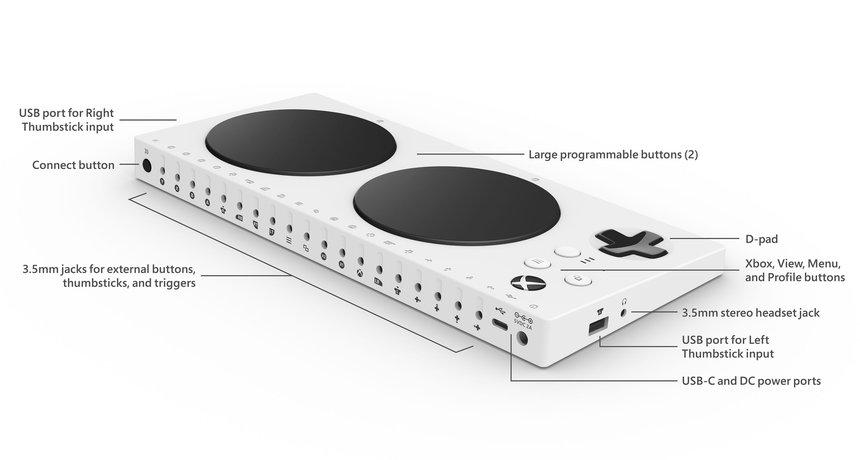 Xbox Adaptive Controller3