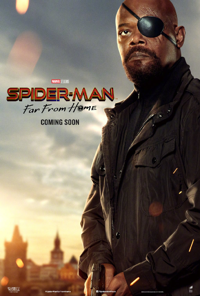 Spider-Man Far From Home-poster-2