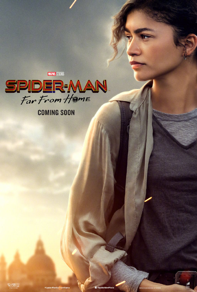Spider-Man Far From Home-poster-3
