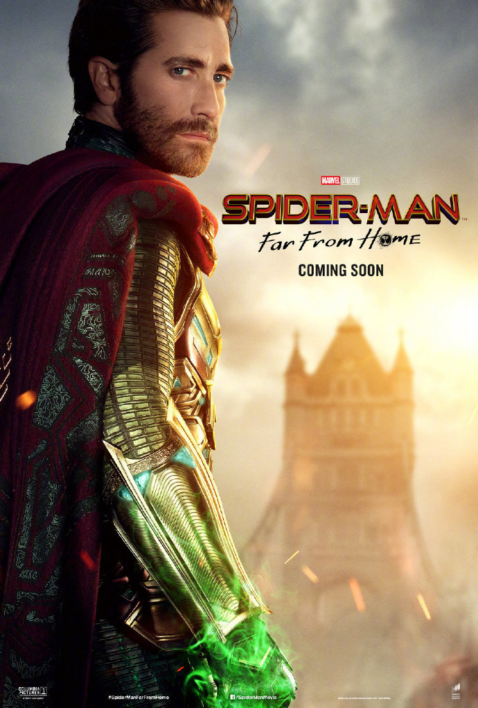 Spider-Man Far From Home-poster-4