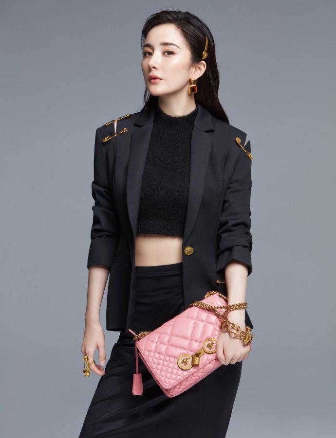 Versace-杨幂-1