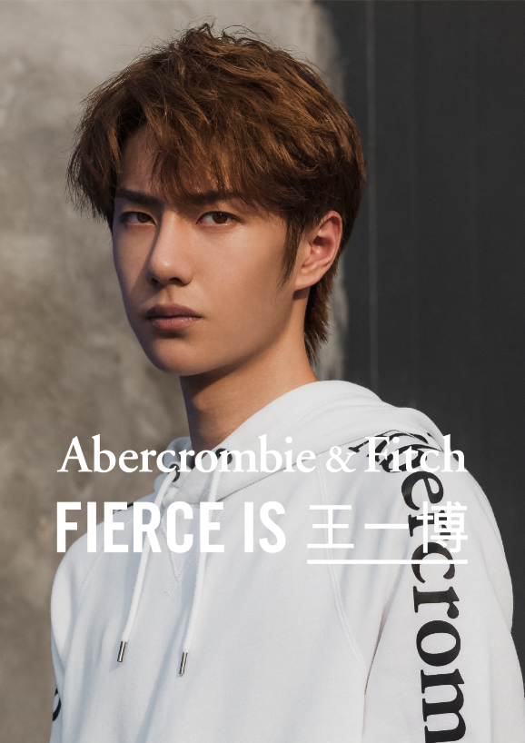 Abercrombie & Fitch-YiBo Wang