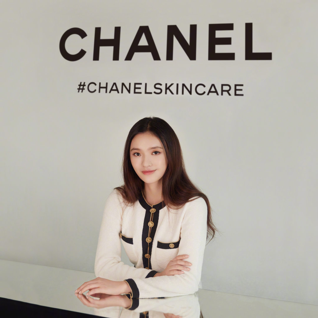 CHANEL-Jelly Lin