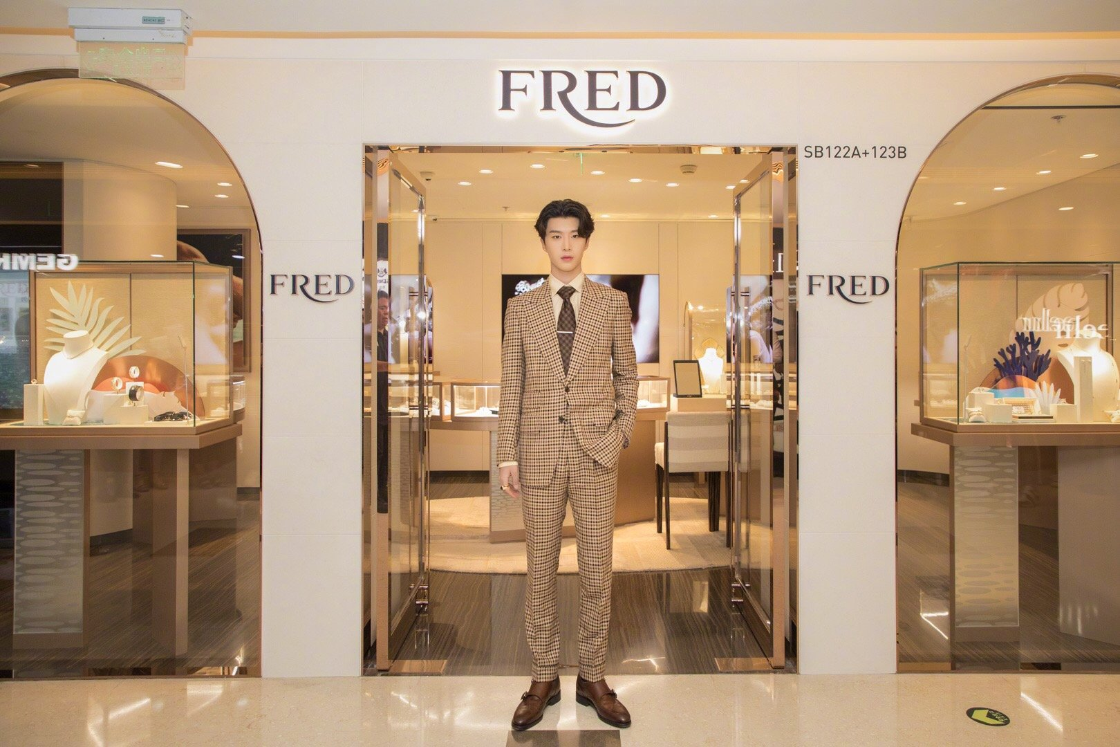 FRED-Adam Fan