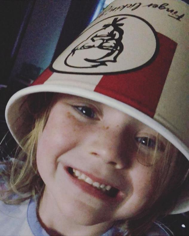 KFC Bucket Hat3