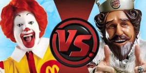 McDonald's -Burger King-battle-2019-toutu