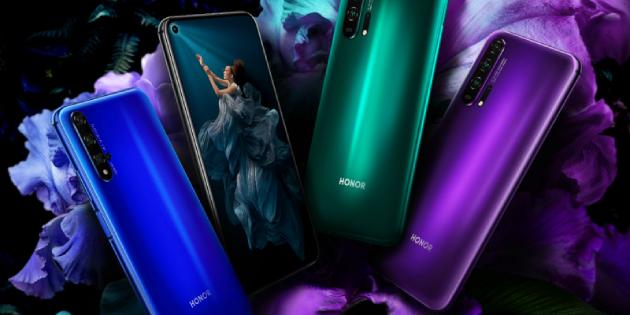 Huawei-Honor20
