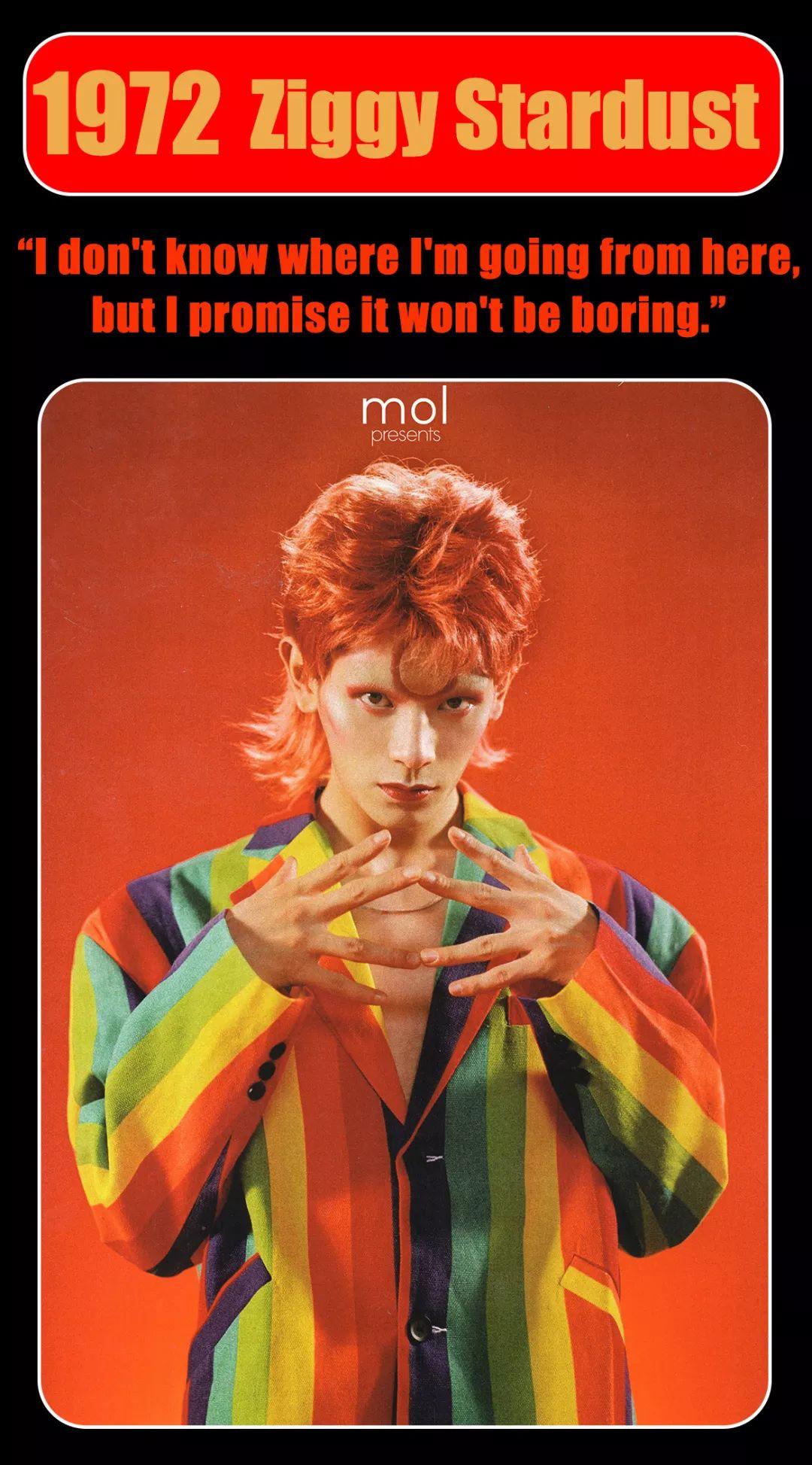 Zeawo YAO-David Bowie