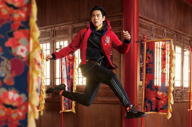 Eddie Peng-adidas