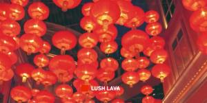 LUSH LAVA