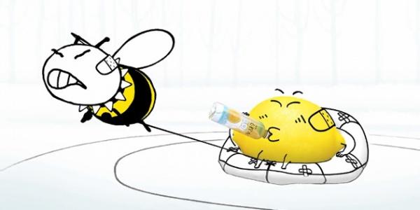 沁柠水那只可爱呆萌的黄胖子又回来卖萌了