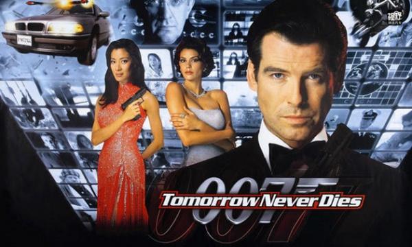 007系列电影海报:五十年帅气只增不减