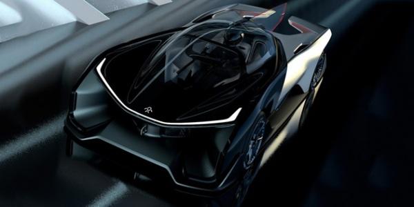 乐视超级汽车logo发布,概念车将亮相北京车展